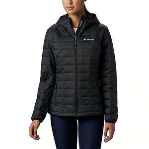 Columbia Sportswear Womens Hooded Puffer Jacket XS